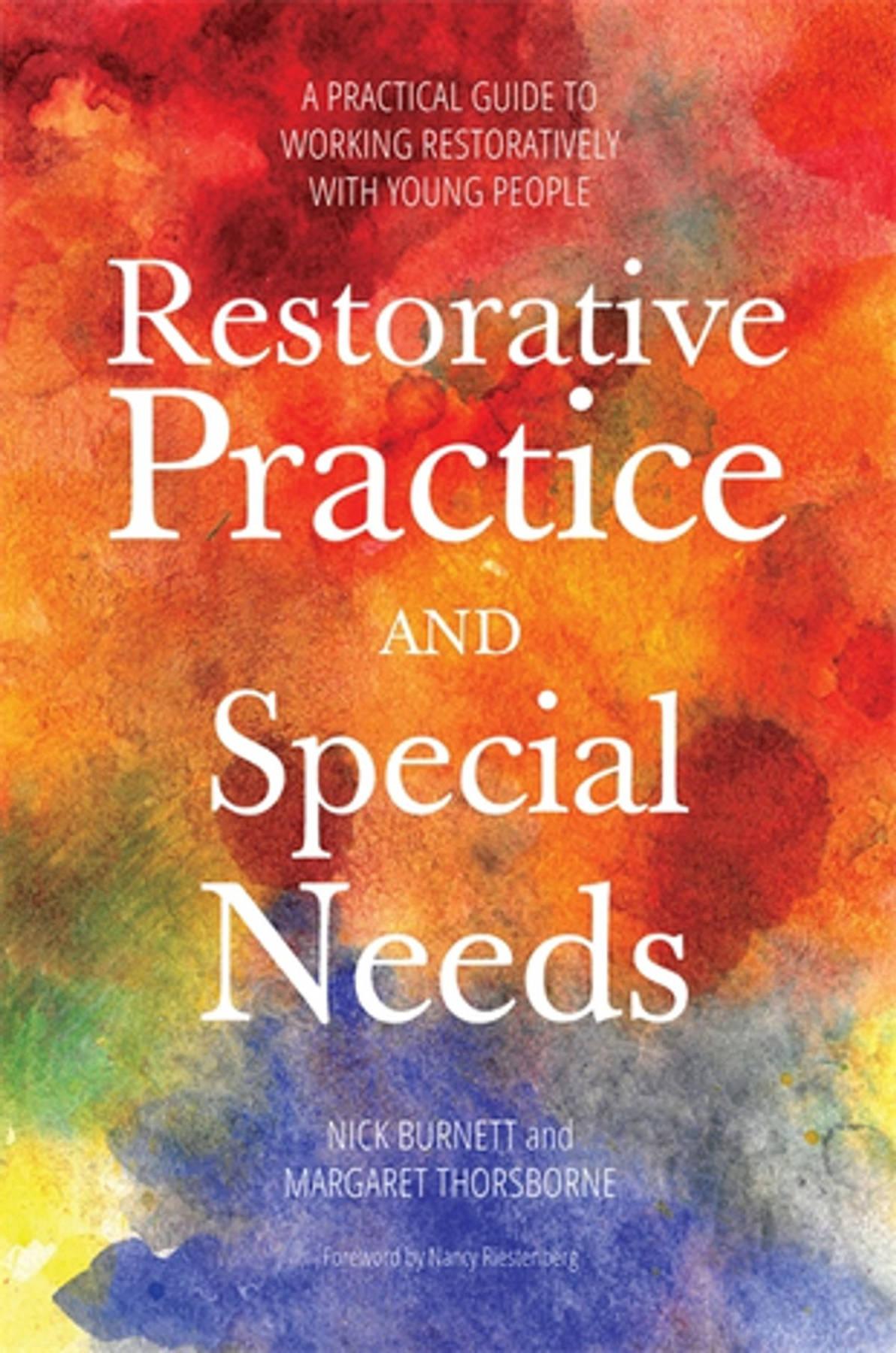 Restorative Practice and Special Needs
